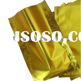 Custom retail food packaging bag Plastic stand up soup bag with zipper