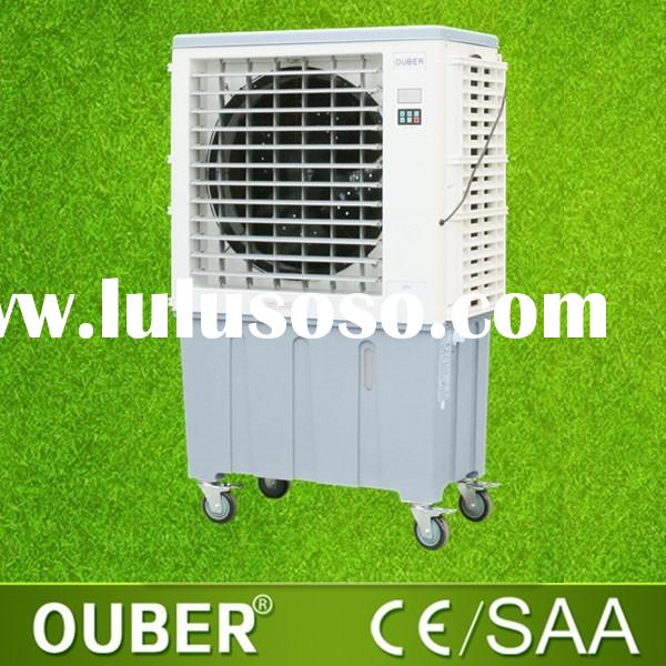 High quality portable air cooling fan/ portable water cooling air fan/industrial fan water cooler