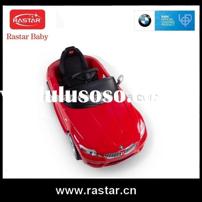 RASTAR Newest Battery Operated baby electric toy car vehicle