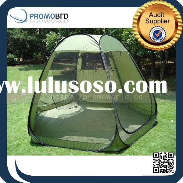 Summer Foldable Pop Up Mosquito Net Tent Outdoor Transparent Large Family Camping Tent