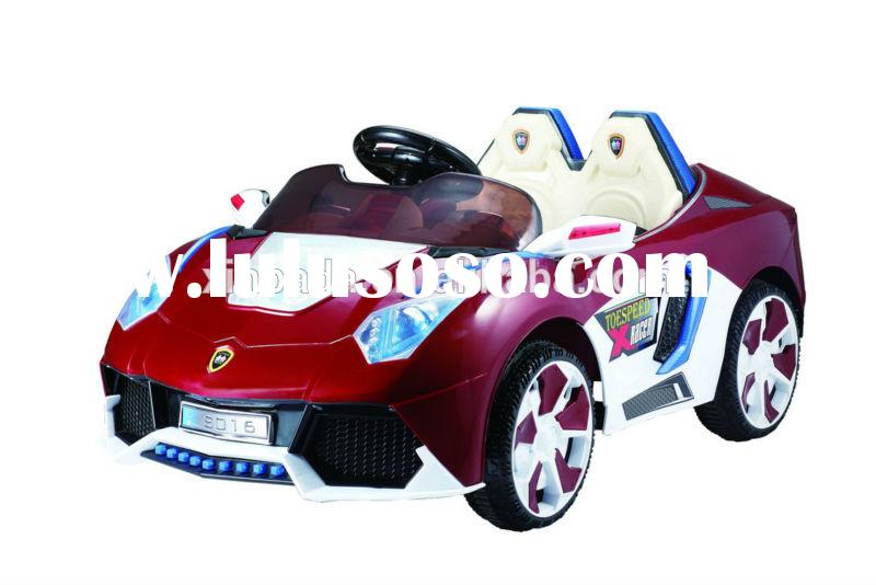 Toy vehicle,plastic car for kids,rechargable baby toy cars/ride on cars
