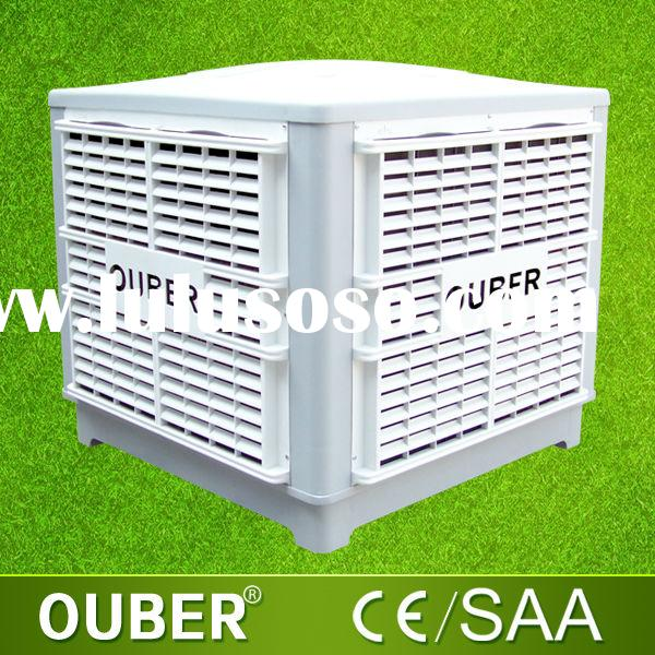 axial air cooling fan/industrial air water cooler/evaporative ventilation system