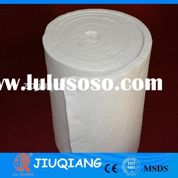 ceramic fiber blanket for furnace insulation pipe heat Insulation for heating pipe