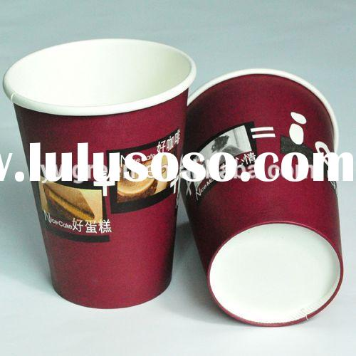 cup and saucer / disposable cup and saucer / paper cup and saucer cheap paper cup
