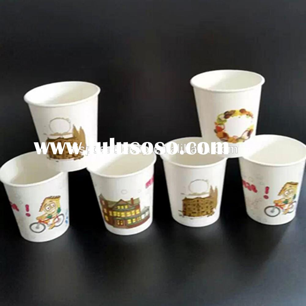 disposable paper tea cups and saucers ,paper cup fans