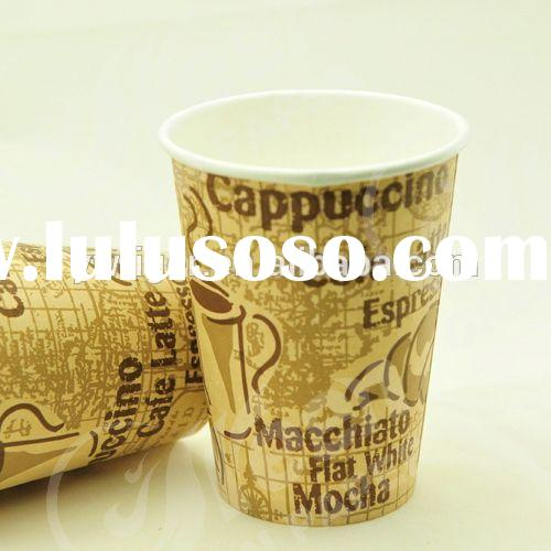 disposable cup and saucer,mini cups,sanitary and healthy standard coffee cups with logo