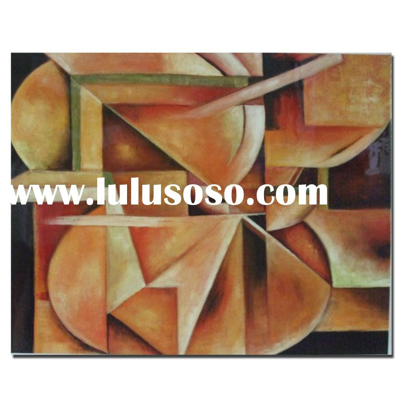 hot sale modern abstract handmade oil painting for interior decor