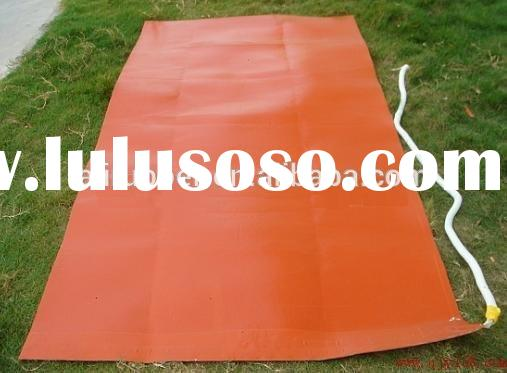 industrial heating blanket for pipe