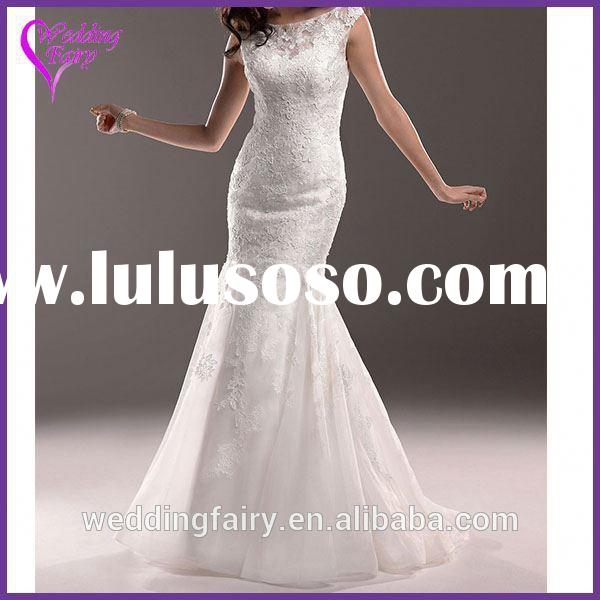 Best selling unique design long sleeve princess wedding gowns Fastest delivery