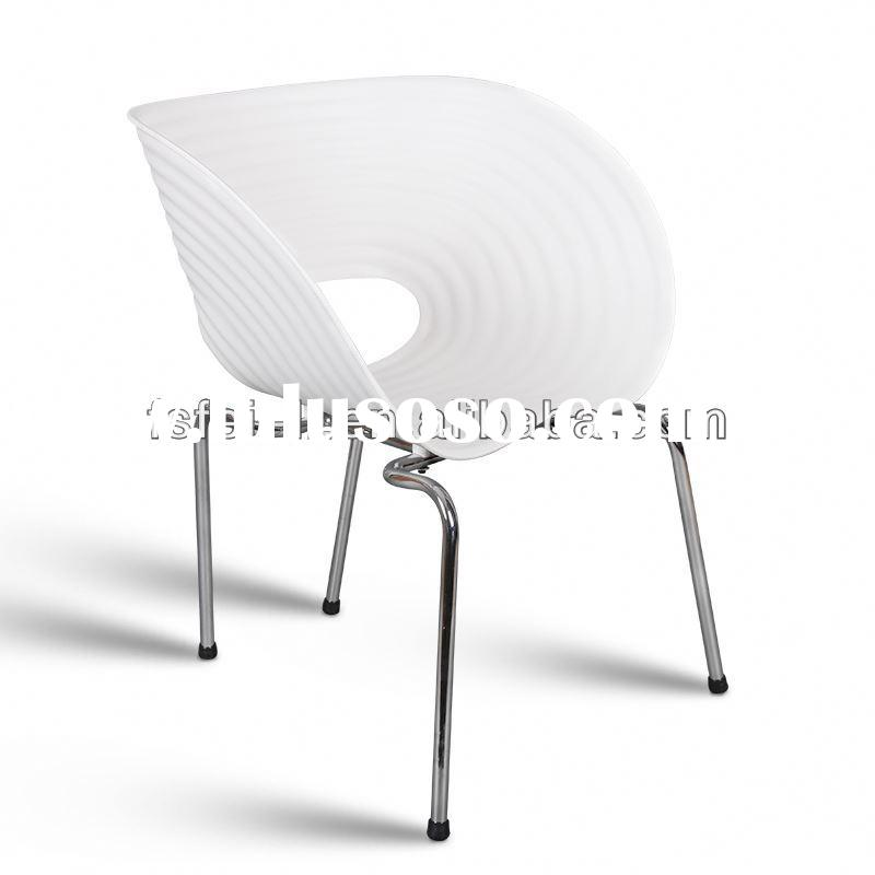 Cheap plastic chair high back dining chair covers for living room