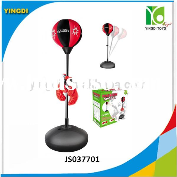 kids boxing stand equipment boxing punching ball set,boxing gloves toys