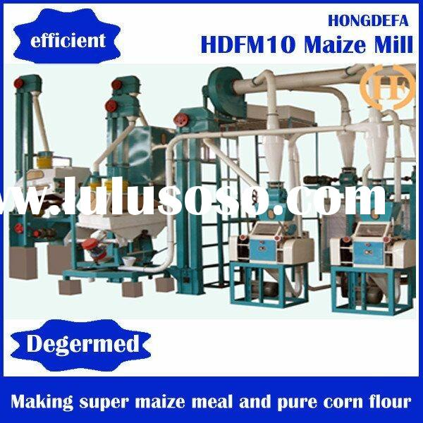 500kg/h small corn mill grinder for sale