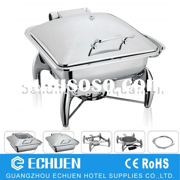 All stainless steel thermal food warmer for catering,banquet food warmer