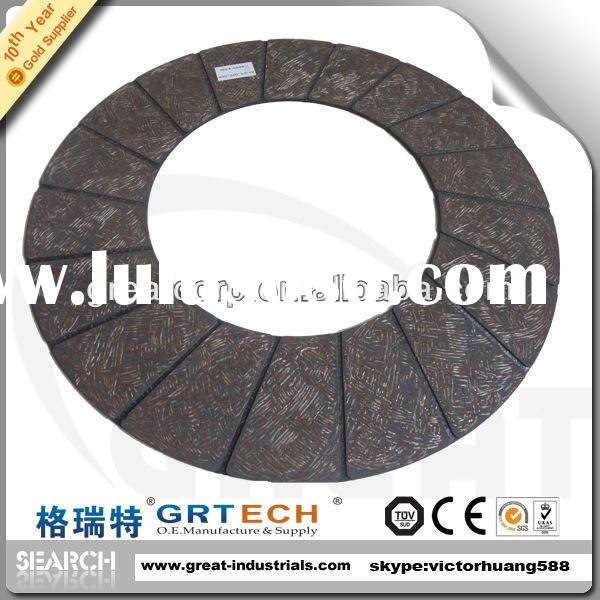 Materials Used In Clutch Linings : Clutch lining material