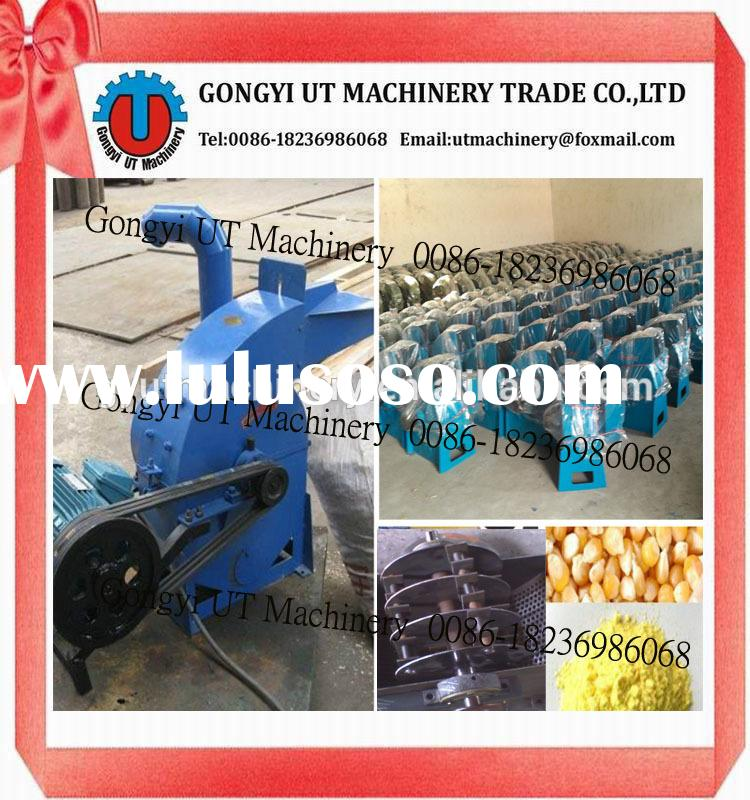 Corn grinder for chicken feed// Corn grinding machine// Small Corn mill grinder for sale +8618236936