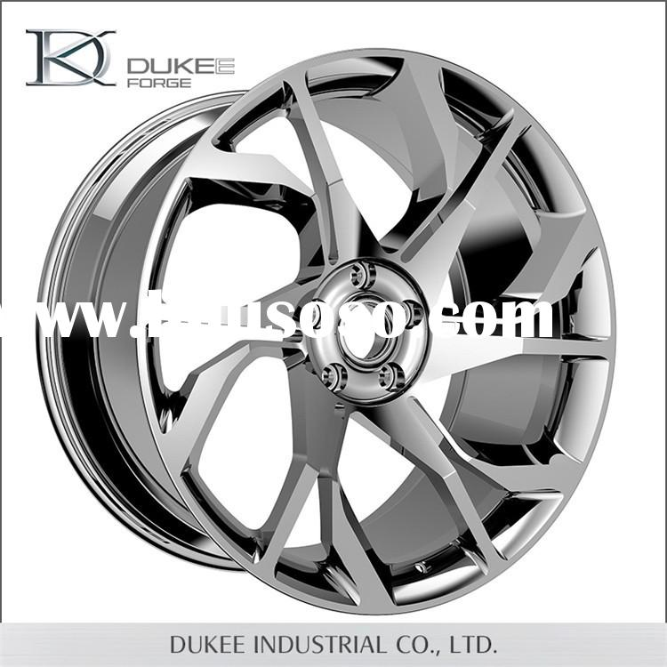 Customized forged competitive price widely used 3.5x112 alloy wheel
