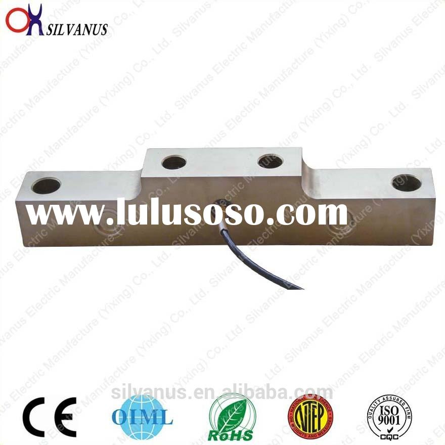 Double Ended Shear Beam wireless load cell (QST)(15t)load cell controller