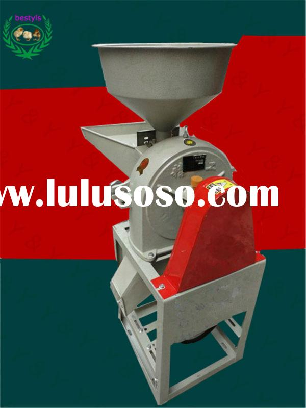 Electric corn grinder commercial corn grinder machine in Guangzhou corn mill grinder for sale