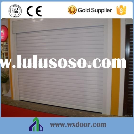 Europe interior aluminum roll shutter door/aluminum rolling door