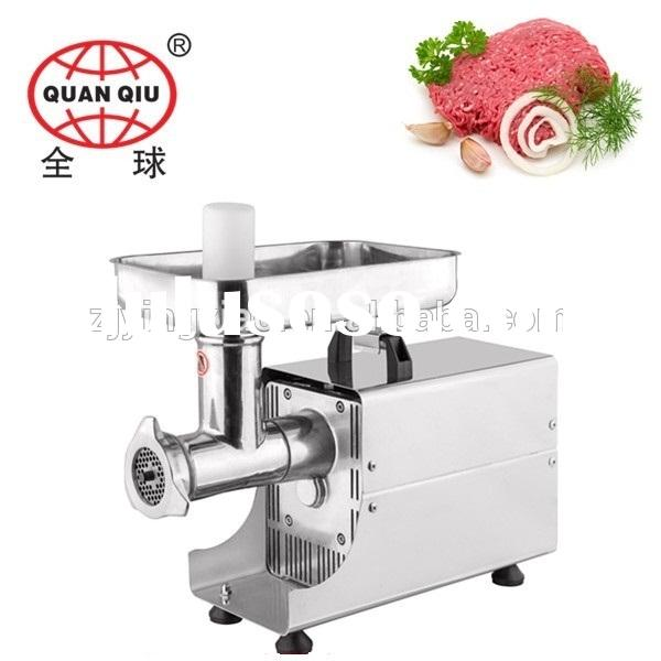 Green meat grinder,meat grinder parts with CE approvals