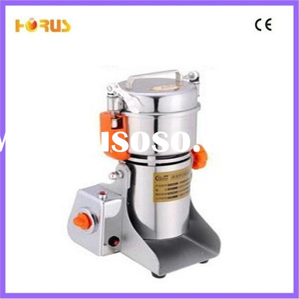 HR-08B 400g stainless steel High speed grinder/small corn grinder for sale