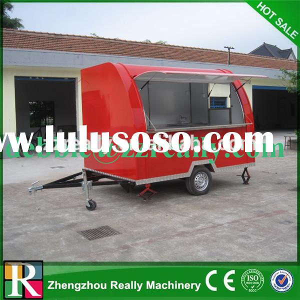 Mobile food truck for Fried chicken,beer,snack mobile food cart for sale.