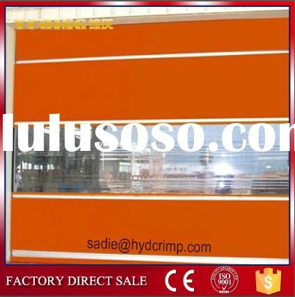 YQR-01 electric roller shutter doors, High speed automatic roller shutter interior rapid rolling doo