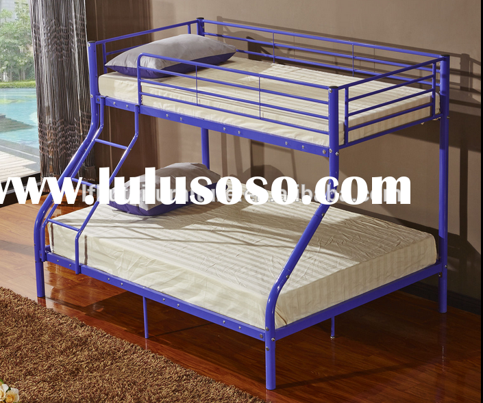 modern iron bunk bed /Dubai folding adult double folding used bunk bed for sale