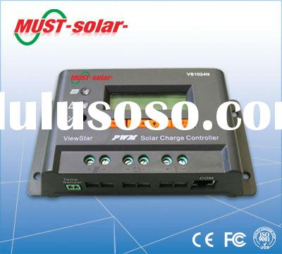 operating instructions pwm solar load controller