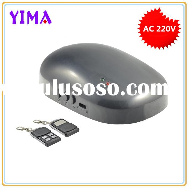 universal remote control for door acess control system