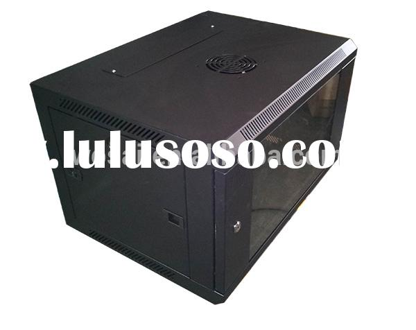 19 inch equipment rack 6u wall mount network server rack cabinet