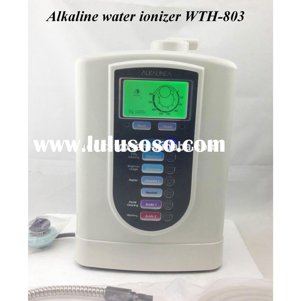 Best sell ro system water purifier for drinking / Alkaline water filter RO system WTH-803