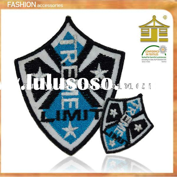 Fashion And Lovely Embroidery Sew On Woven Patch Applique Label Badge Patches FREE SHIPPING in guang