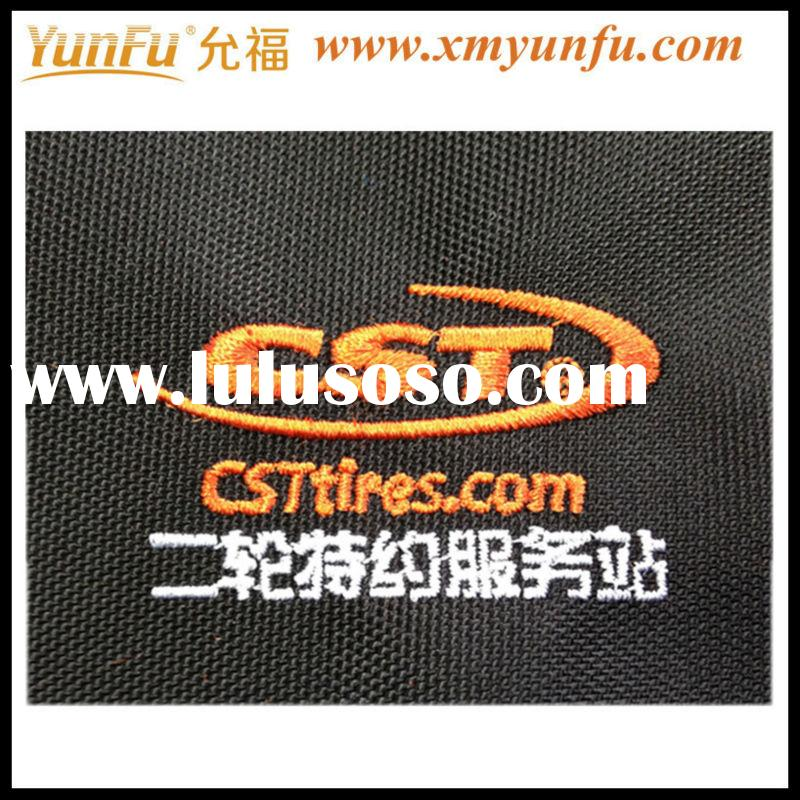Fashion designs bag chinese applique embroidery