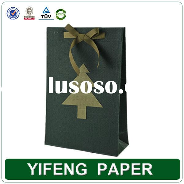 different types of paper bags,design recycled christmas paper bags wholesale
