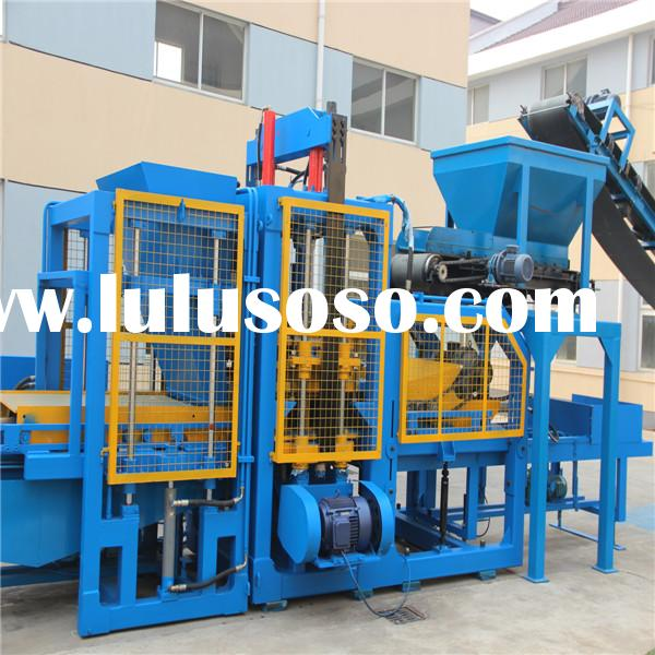 paving machines for sale for compressed earth blocks and clay brick factory