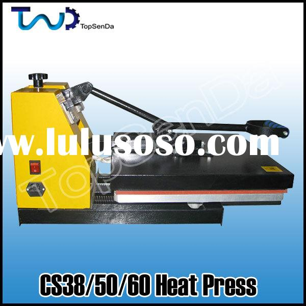 Economic clam shell t shirt heat transfer printing machine cheap prices