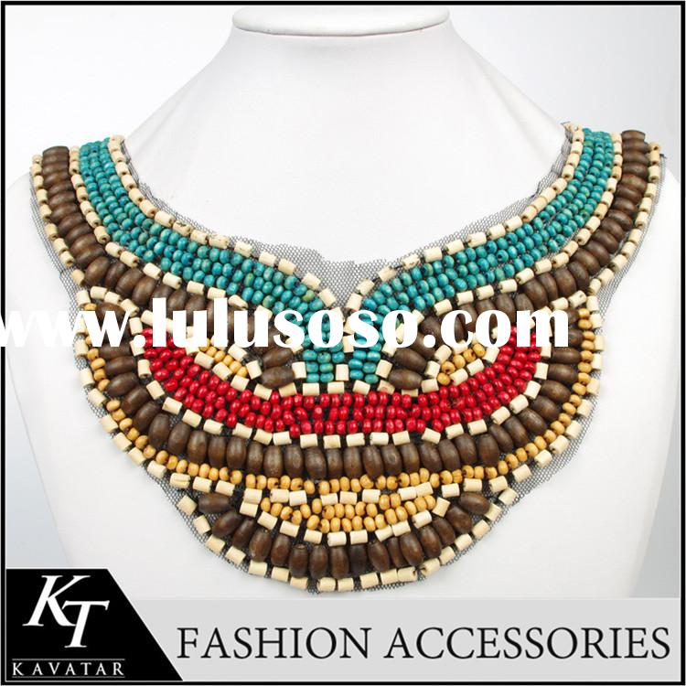 Fashional factory directly sale gold rosary necklace for women clothing