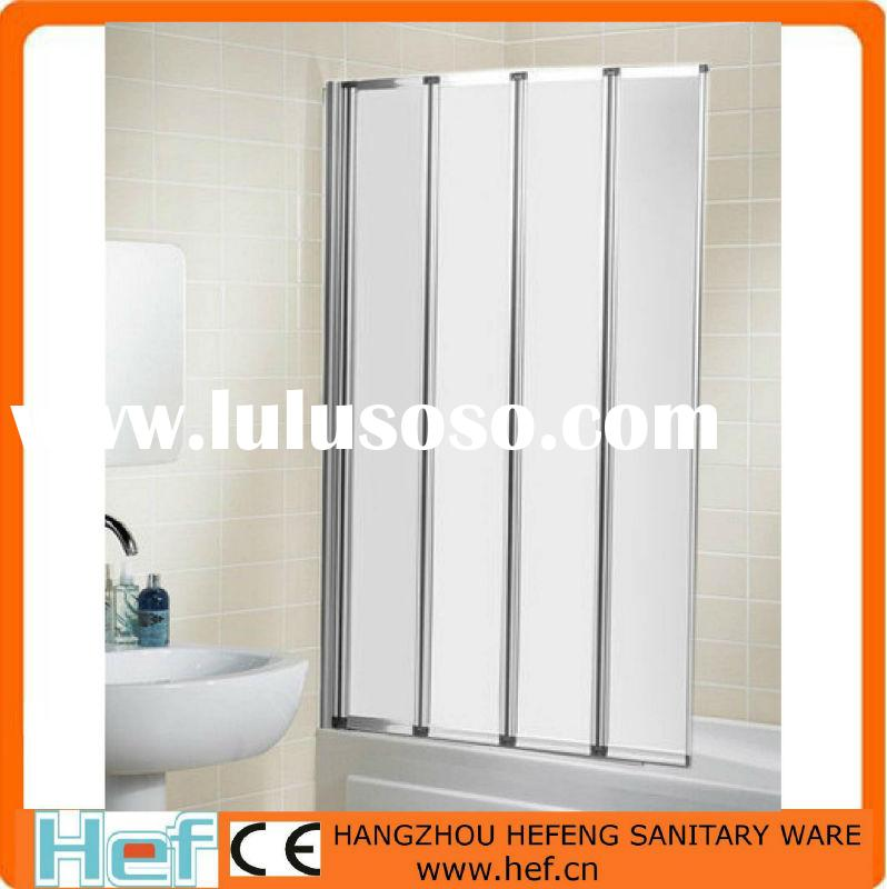 HEF European Shower bathtub Fold Screen