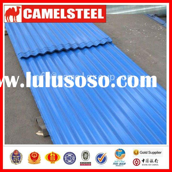 High quality pre-coated roofing sheets