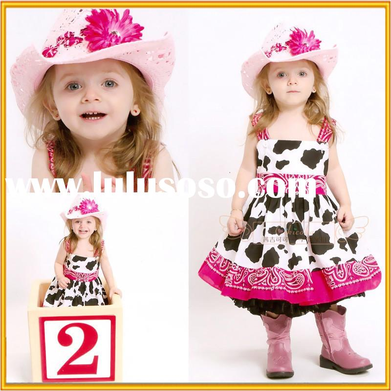 Hot sale kids cotton frocks design baby dress designss children baby girl fairy dress