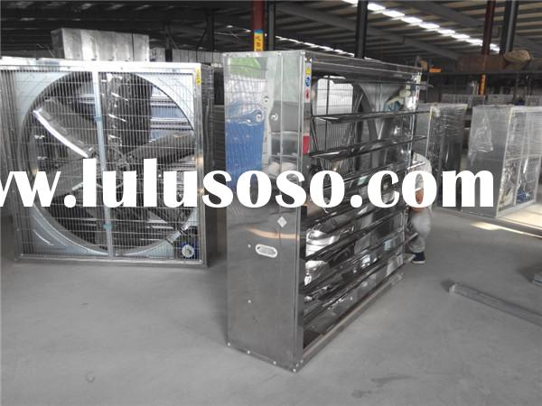 Industrial poultry farm axial ventilation air exhaust fan,axial fan blower
