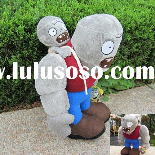 "New Plants Vs Zombies Halloween Gargantuar zombie 12"" Plush toy"