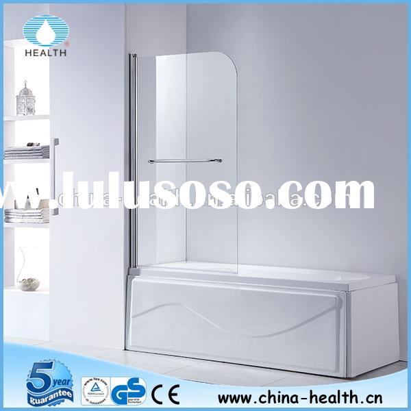 Portable bathtub shower screen JP103