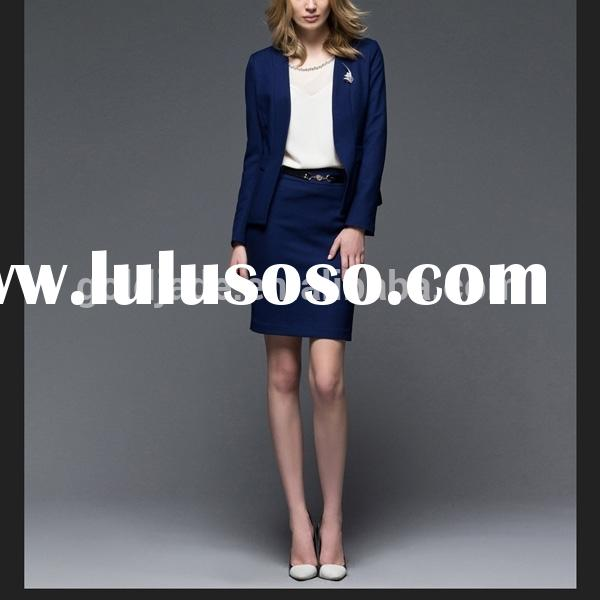 Top fashion ladies night suits skirt pant designs ,cheapest ladies office career suits in turkey ,gi