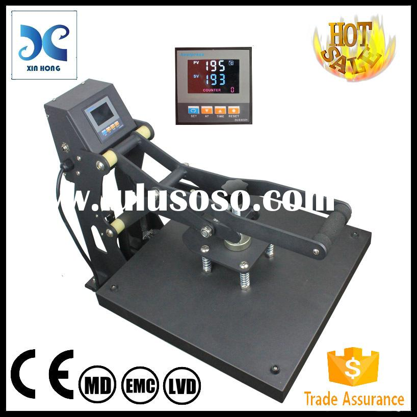 Trade Assurance 2015 Automatic Tshirt Printing Machine Prices Sublimation Heat Press Machine HP3804C
