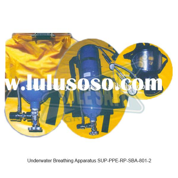 Underwater Breathing Apparatus ( SUP-PPE-RP-SBA-801-2 )