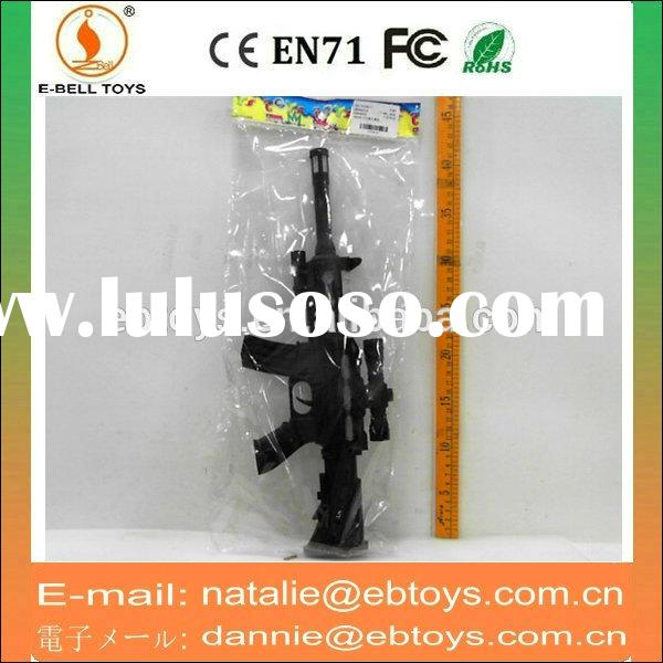 Wholesale gun toys electric toy gun for kids with light and music