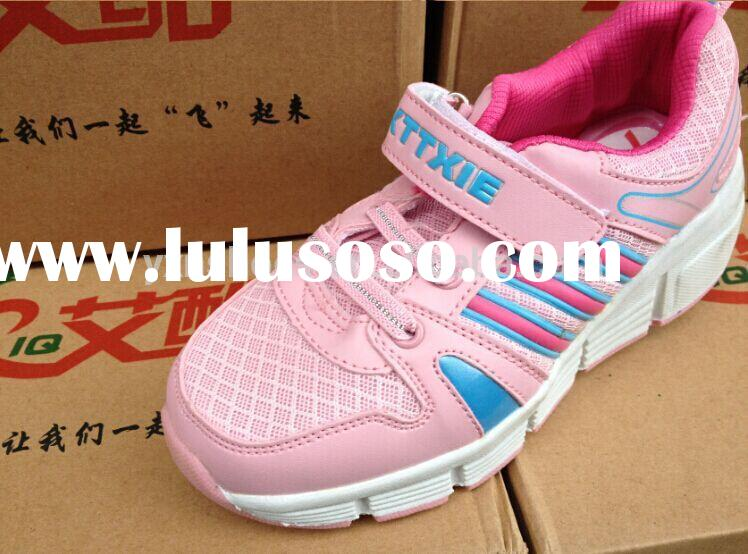 foreign trade cheap price girls roller shoes with retractable wheels for children, kids wheels skate