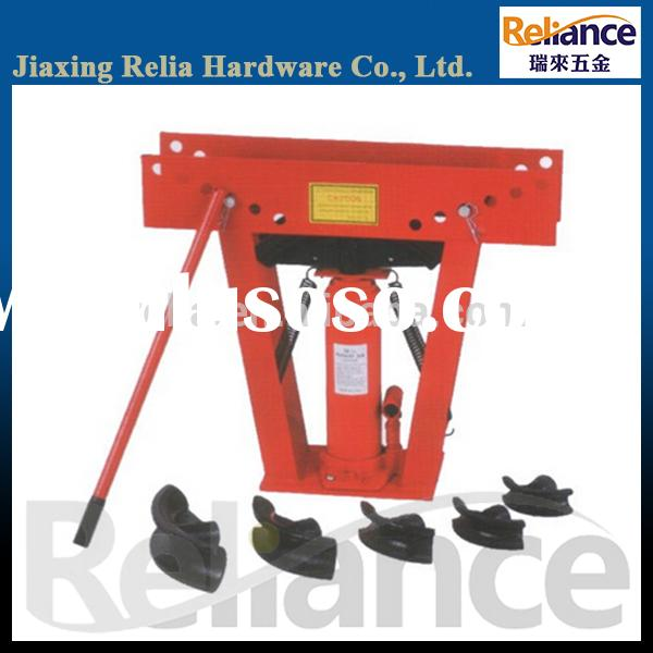 pipe bender hydraulic tube bending machine manual machinery